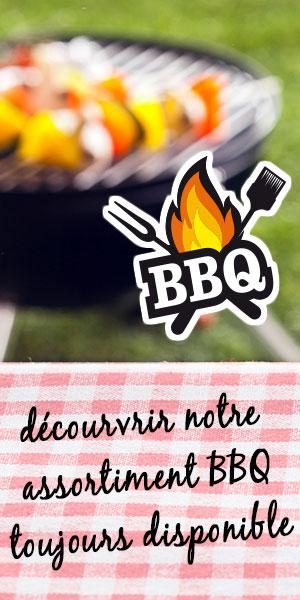 Assortiment BBQ - De Kleine Bassin