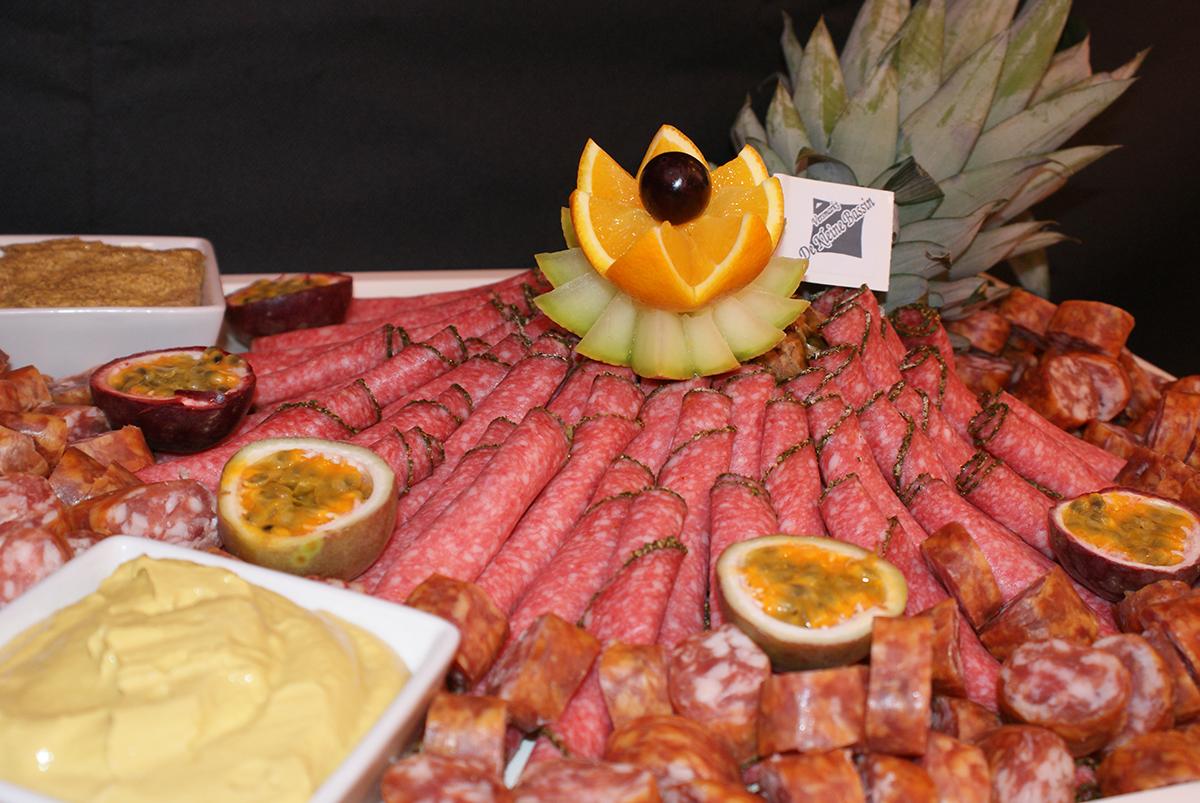 Vleesbuffet - De Kleine Bassin