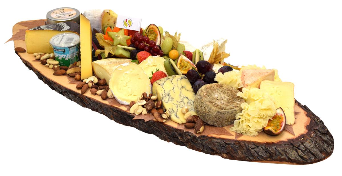 Planche de fromages belges - De Kleine Bassin