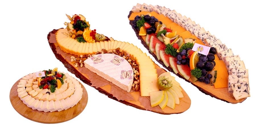 Buffet de fromages - De Kleine Bassin