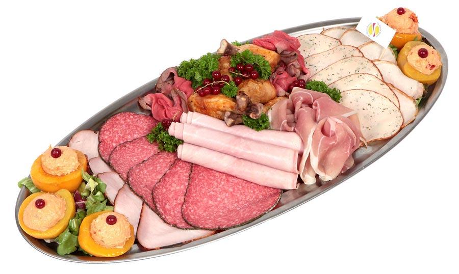 Plat de viande spécial - De Kleine Bassin